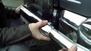 How To Install Vance & Hines Cruzers