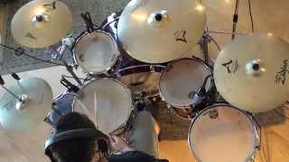 Algo Esta Cayendo Aqui - Drums