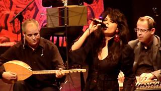 Yasmin Levy & The Andalusian Orchestra Ashkelon - Una Noche Mas - 20.12.11 thumbnail