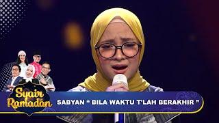 Download Bila Waktu T'lah Berakhir ( Opick ) - Sabyan   Syair Ramadan GTV