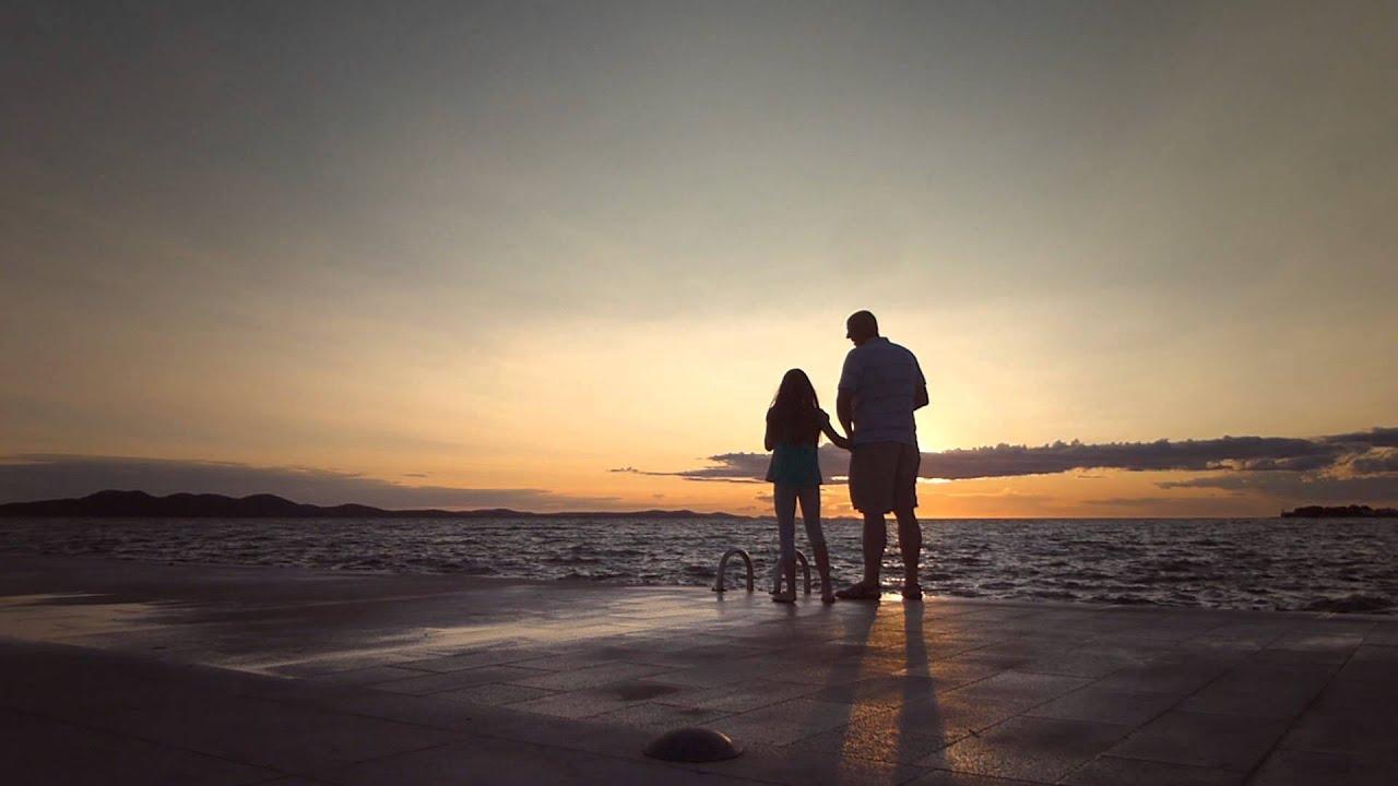 #10116, Padre E Hija Al Orilla Del Mar [Efecto], Momentos