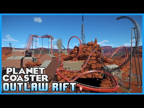 BULLION BILL'S OUTLAW RIFT! Triple Ride Blueprint! Coaster S