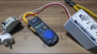 후크메타, 클램프, 후크메터, 전류측정, 전기측정 방법…