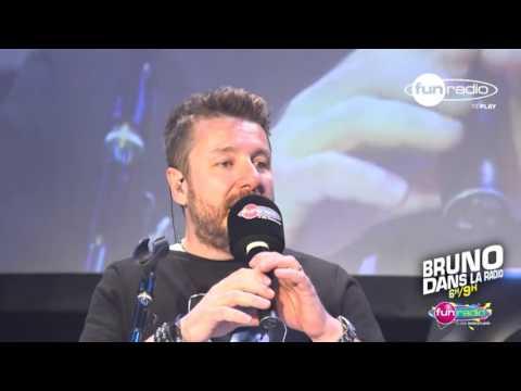 Bruno dans la Radio à Saint Jean d'Angely (04/05/2016)