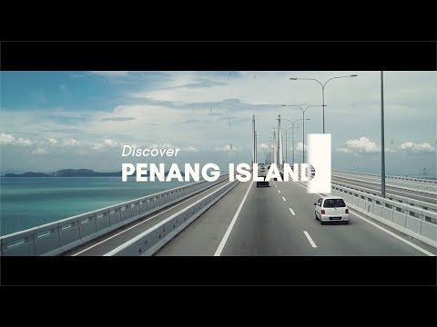 DISCOVER Penang Island - Food & Heritage