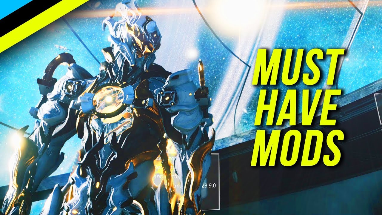 Must Have Mods For All Warframe Players   Warframe Beginners Guide Part 7