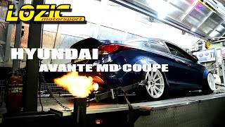 HYUNDAI AVANTE MD COUPE 2.0 GD…
