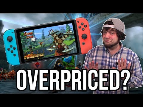 Download Youtube: Are Hyrule Warriors and Donkey Kong Country Switch OVERPRICED? | RGT 85