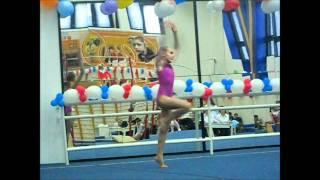 Sports gymnastics  Tamshova Nastya