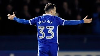 Ross Wallace goals for Sheffield Wednesday!