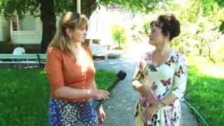 видео «Белая Вилла» - музей художника-передвижника Н.Я.Ярошенко