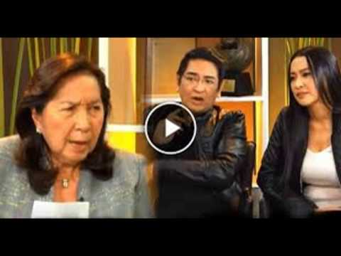 Mocha Uson, Bruce Rivera on being labeled 'trolls' by Mareng Winnie: We have a face, madam