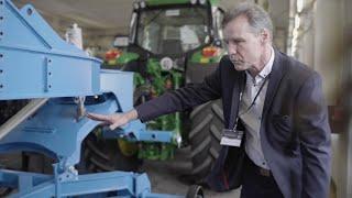 Feldschwarm - Neue Technik für die nachhaltige Langwirtschaft der Zukunft