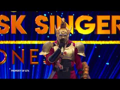 So Sweet! Bawain 'Kali Kedua' Suara Pastel Warior Juara! | The Mask Singer Eps. 13 (3/11) GTV 2018