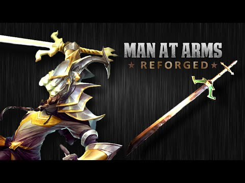 Master Yis Ring Sword (League of Legends) - MAN AT ARMS: REFORGED