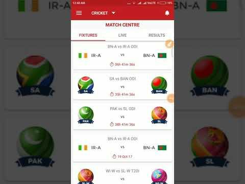 SA vs BAN 2nd ODI Dream 11 team ( South Africa vs Bangladesh)