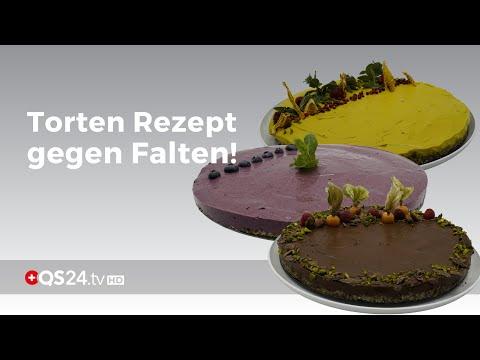 Torten Rezept: Diese Torte hilft gegen Falten!