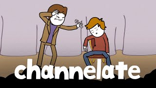 Explosm Presents: Channelate - Hypnotist