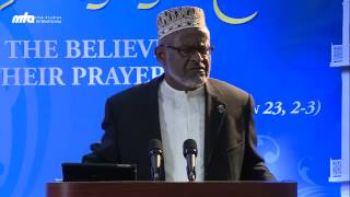 Message of Islam and Our Obligation to Convey to All - Jalsa Salana USA West Coast 2013
