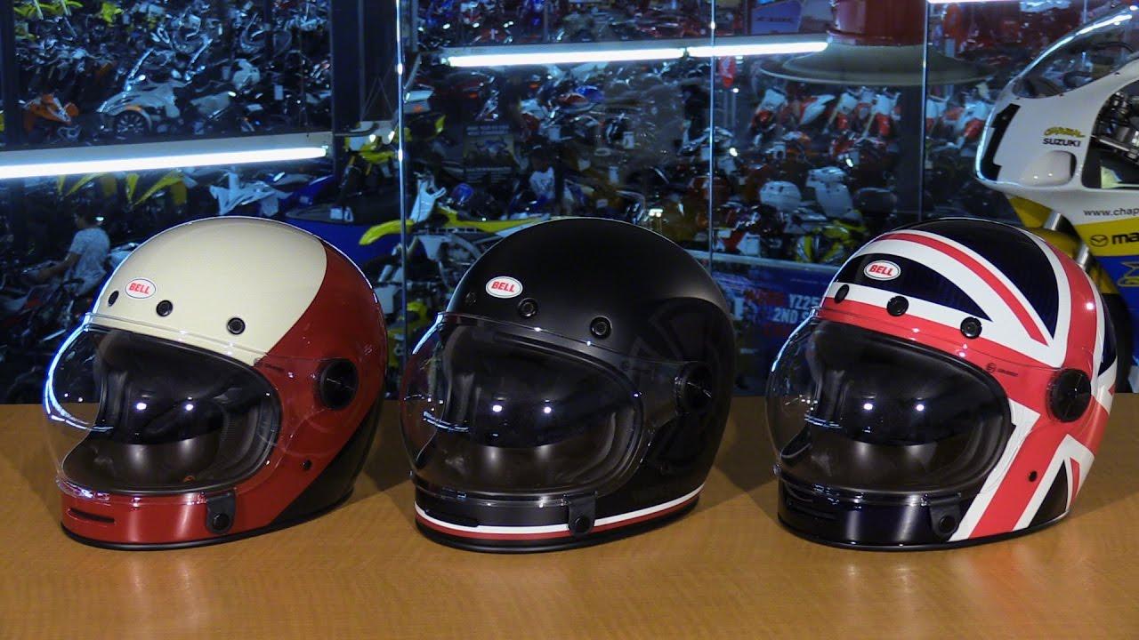 2017 Bell Helmets Bullitt Full Face Motorcycle Helmet Overview