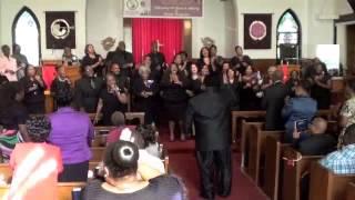 he abides the b c m choir gpc