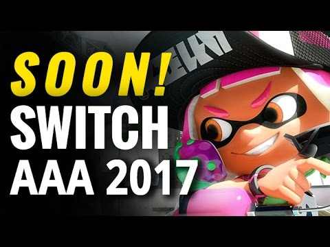 Top 10 Upcoming Nintendo Switch Games 2017 and Beyond
