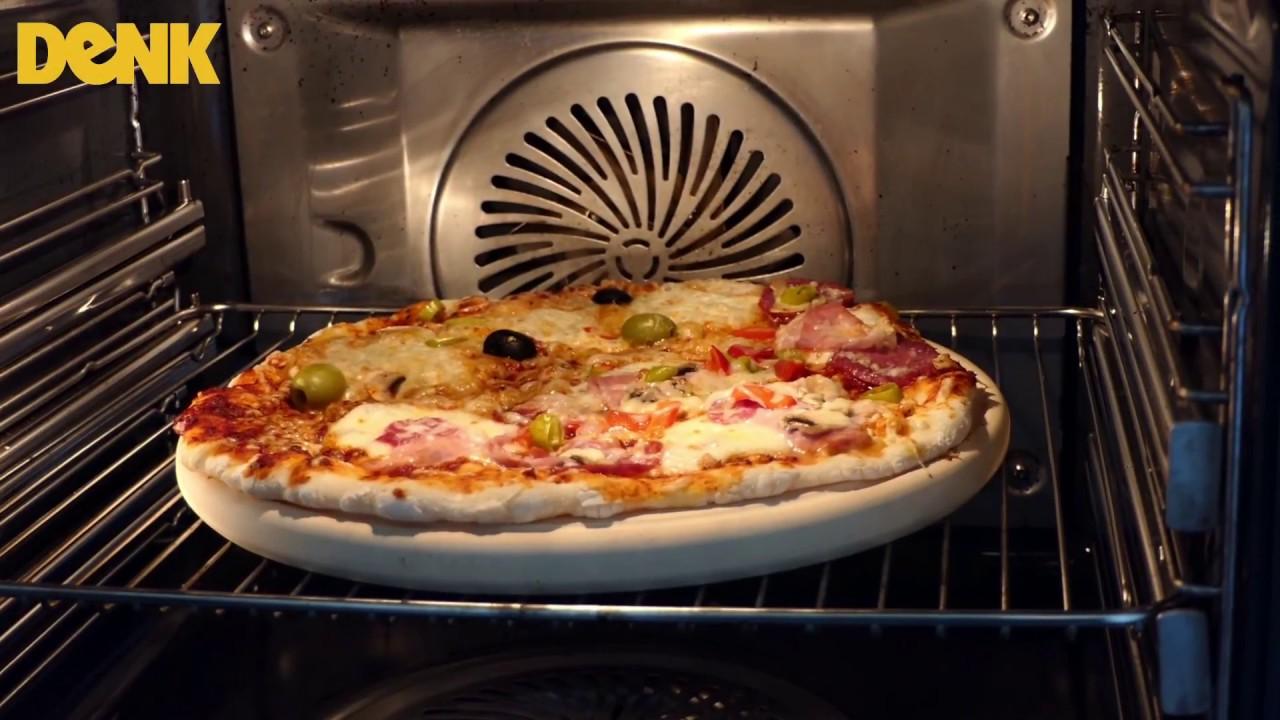 Unser Pizza Rezept - DENK-Keramik - YouTube