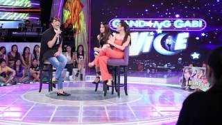 Morissette Amon sings theme song from Moon of Desire  on Gandang Gabi Vice