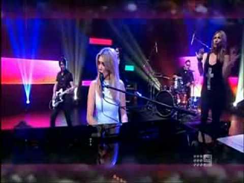 Delta Goodrem - Australia's Funniest Home Videos - 24th November 2012
