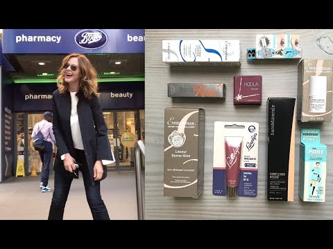 Drugstore Haul- Holiday Essentials: Make-Up, Skincare, Body & Hair  | TRINNY