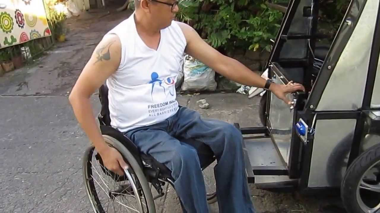 Yamaha Mio Sporty with Accessible sidecar by Abner Manlapaz