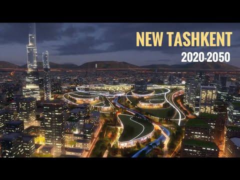 """""""NEW TASHKENT"""" loyihasi quriladimi? TANISHING!"""