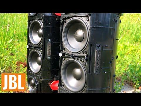 jbl-xtreme-2-stereo-bass-test-!!!-+repair-!!!
