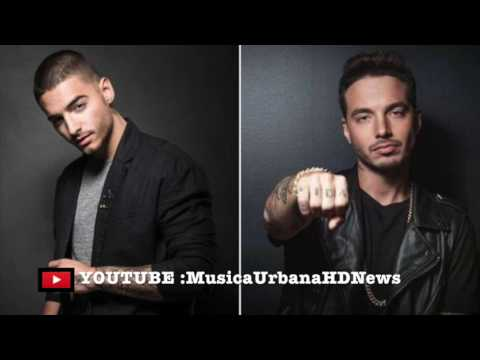 Maluma VS J Balvin - Reggaeton Mix Vol. 1 [Grandes Exitos] 2017
