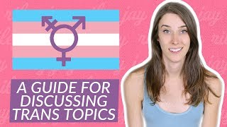 How to talk about trans people | Riley J. Dennis