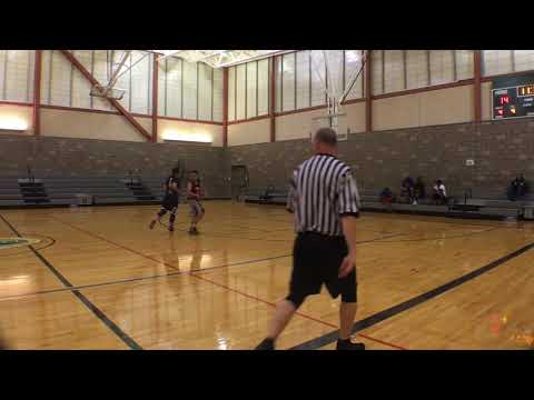Gut Fitness Sports Adult Basketball League Season 9 week 8 Game 2 Select vs Jaguars