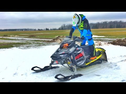 Goodbye WINTER Snowmobiling! | Mark Freeman #408