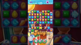 Candy crush Soda Saga Level 1163