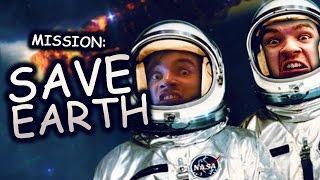 SAVE THE EARTH // MoonBase Alpha