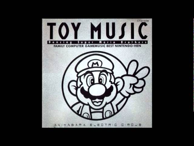 Toy Music: Dancing Super Mario Brothers Track 1: Disk System Theme