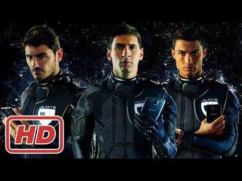 #GALAXY11: Full Movie | Ft. Cristiano Ronaldo | Messi | Rooney | Casillas | Gotze | [HD 1080i][ Joh