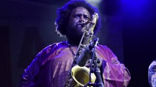 Kamasi Washington at Jazz Fest Wien 2016