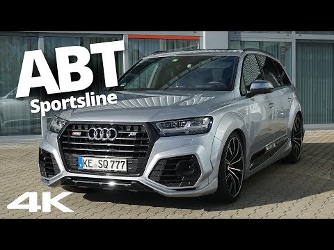 ABT SQ7   Showroom and Daily Drivers