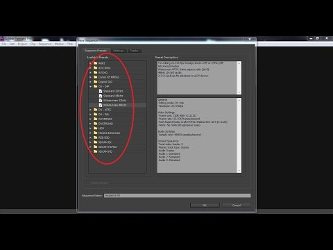 premier pro cs6 solution for missing presets and audio