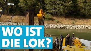 """""""Desaster"""": Lok-Bergung ist gescheitert   SWR   Landesschau Rheinland-Pfalz"""
