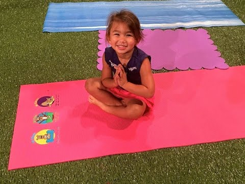 Wuf Shanti TV Show-Om Shanti (Yoga and Meditation for Kids)