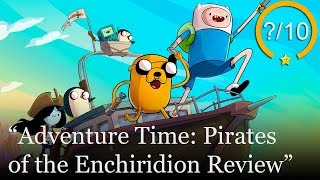 Adventure Time: Pirates of the Enchiridion Review [PS4, Switch, Xbox One, & PC]