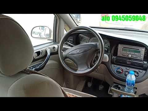 Chevrolet Vivant Tư Nhân Chính Chủ Biển Hải Phòng Vừa Cập Bến Tại Chợ ô Tô Cũ HP 094 505 9048