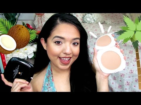 MARC JACOBS COCONUT BRONZER | Comparison, Swatch/Demo, First Impression ♡ Cherie Jo