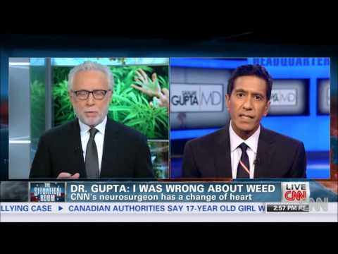 Sanjay Gupta Marijuana Not Only WORKS BETTER Than These Narcotics  IT'S SAFER
